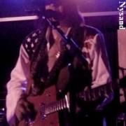 Grease Helmet feat Andy McCoy