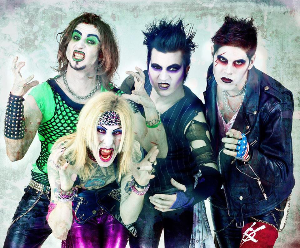 Superhorrorfuck - new lineup 2013